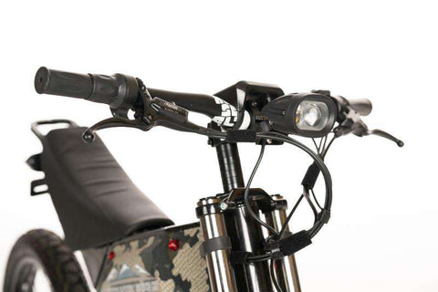 BAKCOU Puma Electric Hunting Bike