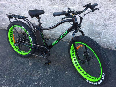 Fat Cat XL 500 Electric Bike