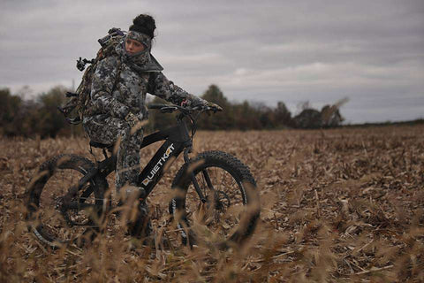 QuietKat Ambush 750 Electric Hunting Bike