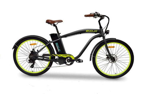 Emojo Hurricane Beach Electric Cruiser Bike
