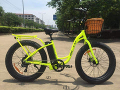 Big Cat Long Beach Cruiser XL 500 Electric Bike