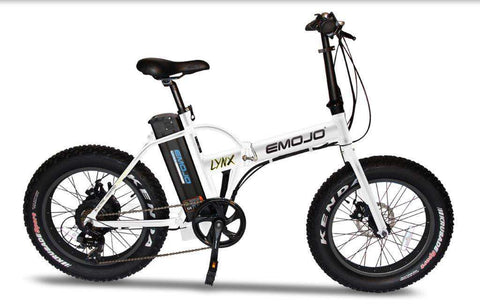 Emojo Lynx Pro 48V Folding Electric Bike