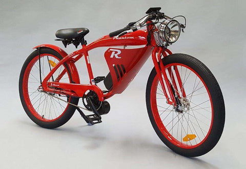 Phantom R Electric Bike by Phantom Bikes