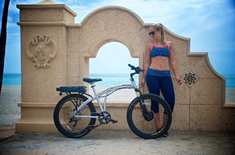 Genesis 300 Folding Electric Bike