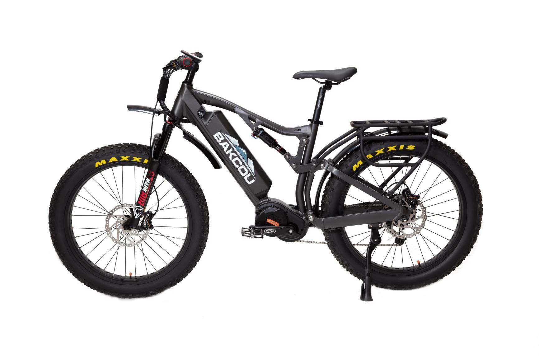 BAKCOU Storm G2 Electric Hunting Bike