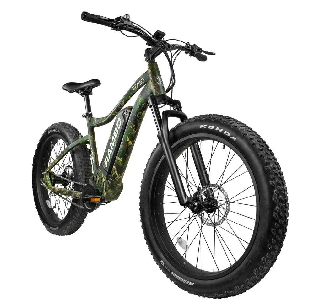 2020 Rambo Roamer 750W XC Electric Hunting Bike