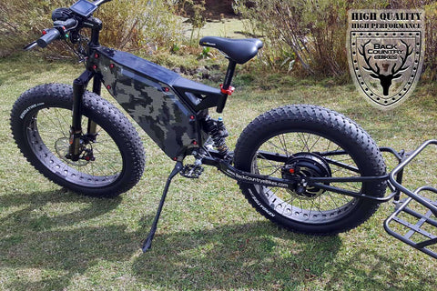 BackCountry eBikes Puma