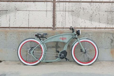 The Ruffian by Ruff Cycles