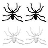 2017 New Fashion Black Spider Earrings
