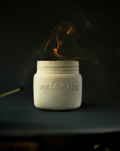 Hollow Tree Candle - Lone Pine (Library of Trees)