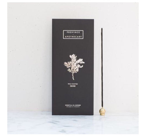 Province Apothecary Incense - Cedarwood