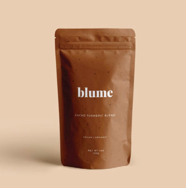 BLUME- Cacao Turmeric Blend