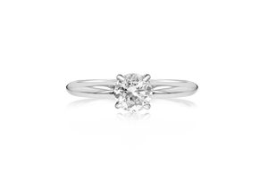 .63-CT Round Brilliant Diamond Solitaire