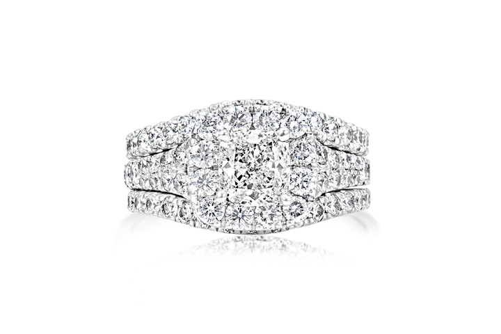 Neil Lane 3-Ring Bridal Set
