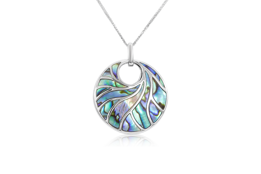 Frederic Sage Abalone Pendant