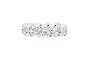 """Heart"" Eternity Band"