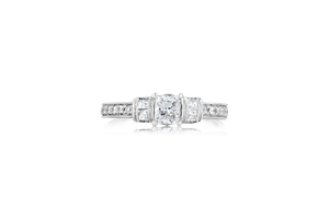 Neil Lane Princess Diamond Engagement Ring