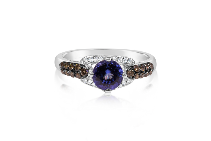 Le Vian Tanzanite and Diamond Ring