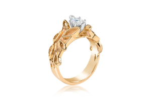 Marquise Diamond Fashion Ring