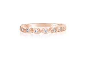 Cordova Rose Gold Ring