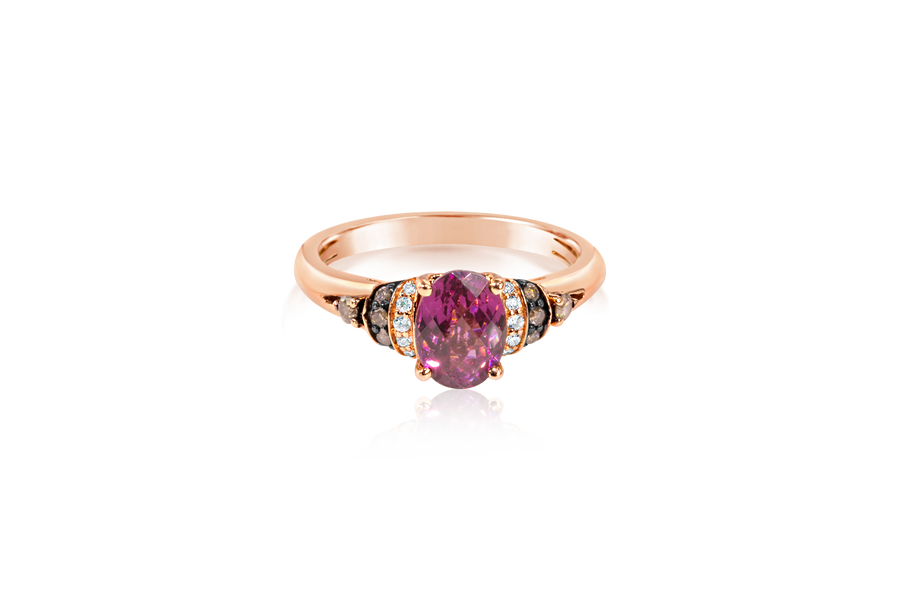 Le Vian Rhodolite Garnet Fashion Ring