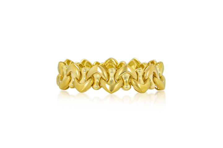 Hammerman Brothers Gold Bracelet
