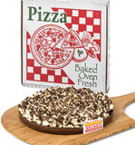 Gluten Free Chocolate Pizza