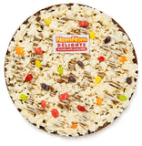 Jelly Bean Chocolate Pizza