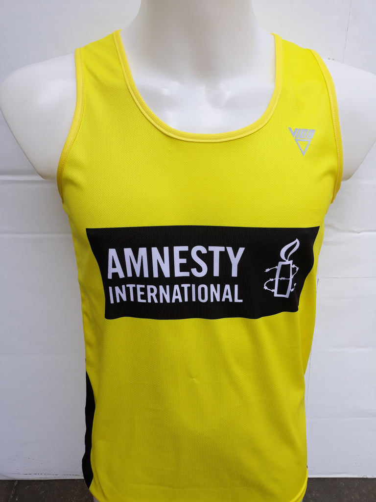 Amnesty International Vests