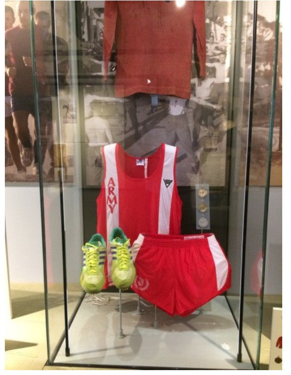 British Army Running Kit