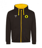 Alf Tupper Harriers Zipped Hoodie