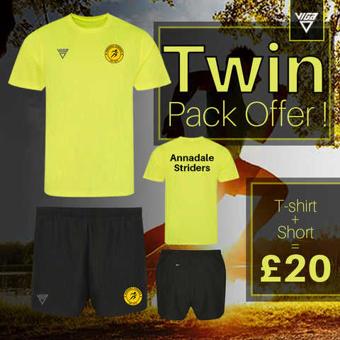 Annadale Striders Twin Pack Offer Great Price !