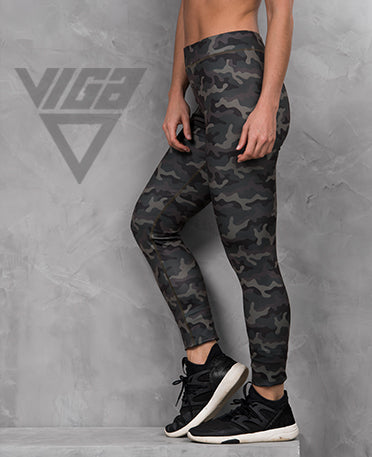 VIGA Ladies Camouflage Leggings