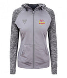 Dunoon Hill Runners Ladies Cool Contrast Hoodie (Best Seller)