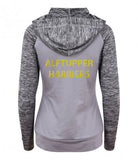 Alf Tupper Harriers Ladies Contrast Hoodie (Best Seller)