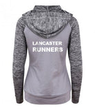 Lancaster Runners Ladies Cool Contrast Hoodie (Best Seller)
