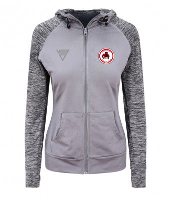 Dumbarton Athletic Club Ladies Cool Contrast Hoodie (Best Seller)