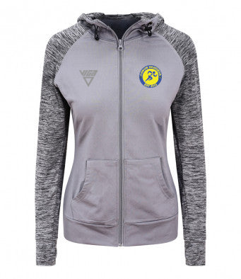 Danum Harriers AC Ladies Cool Contrast Hoodie (Best Seller)