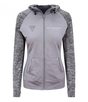 Lancaster Race Series Ladies Cool Contrast Hoodie (Best Seller)