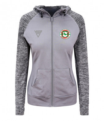 Sutton-in-Ashfield Harriers AC Ladies Cool Contrast Hoodie (Best Seller)