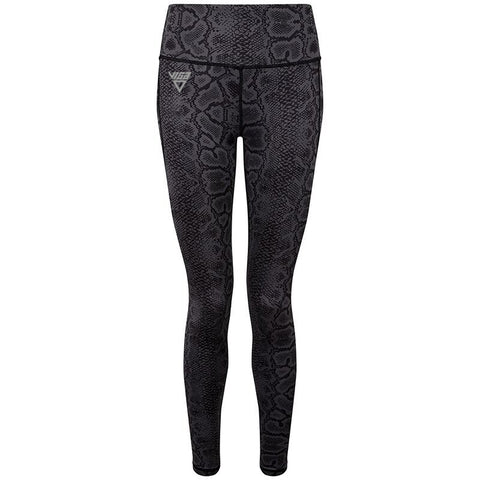 Performance Snake Printed Leggings