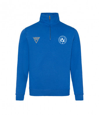 Dundee Roadrunners Quarter Zip Sweat