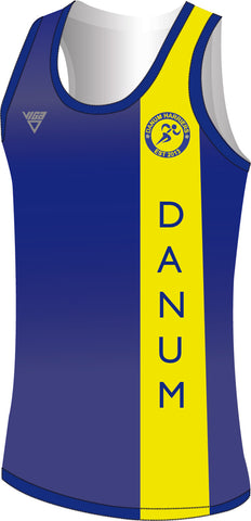 Danum Harriers Bespoke Vest (Male & Female Sizes)