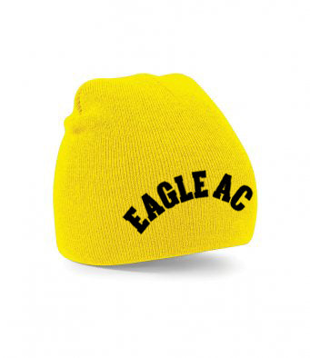 Eagle AC Beanie Yellow