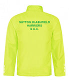 Sutton in ashfield harriers & A.C. Unisex Running Jacket (Best Seller)