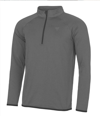 Ultra Cool Half Zip Sweat Top
