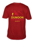 Dunoon Hill Runners Ladies Short Sleeve T-Shirt