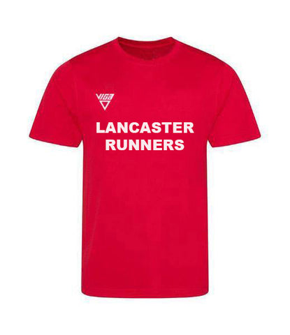 Lancaster Runners Mens Short Sleeve T-Shirt