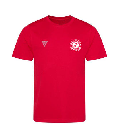Invicta East Kent AC Ladies & Junior Short Sleeve T-Shirt