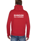 Dunoon Hill Runners Hoodie Mens & Kids Sizes.
